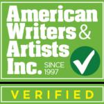 全米コピーライター協会認定バッジ