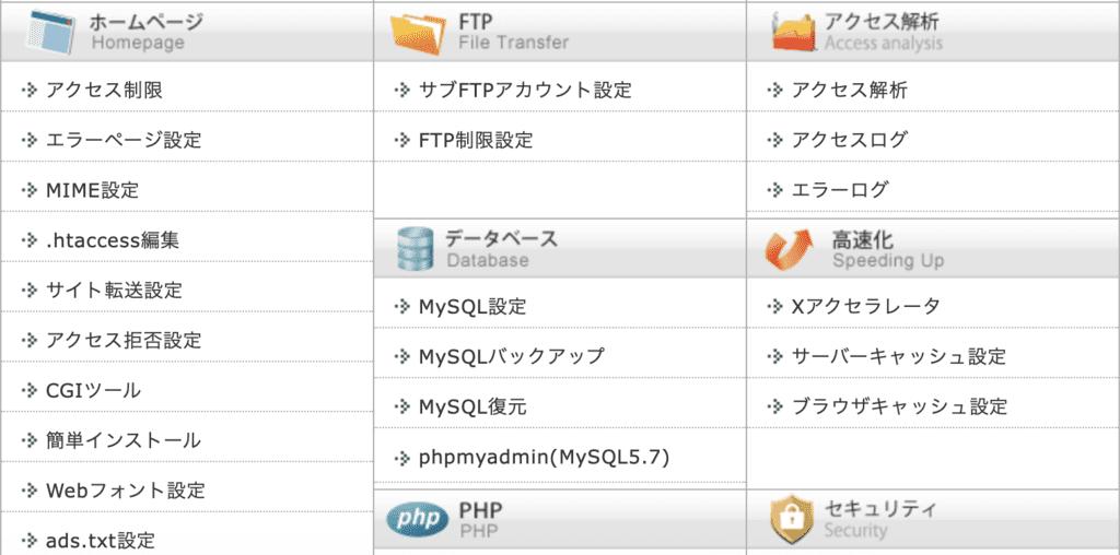 Xserverのアクセス制御方法