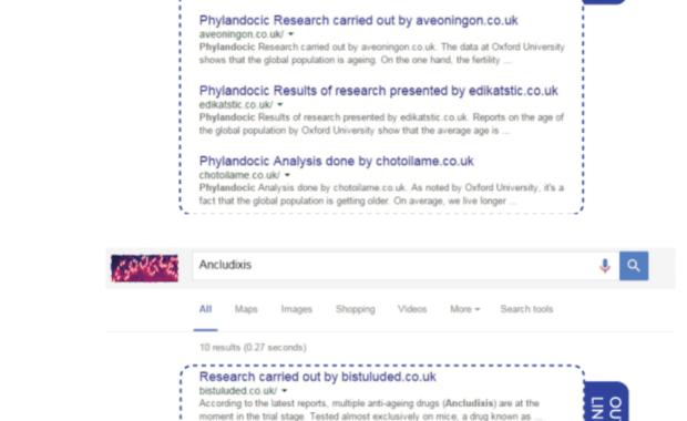 発リンクの有無でGoogleの検索順位を比較した結果